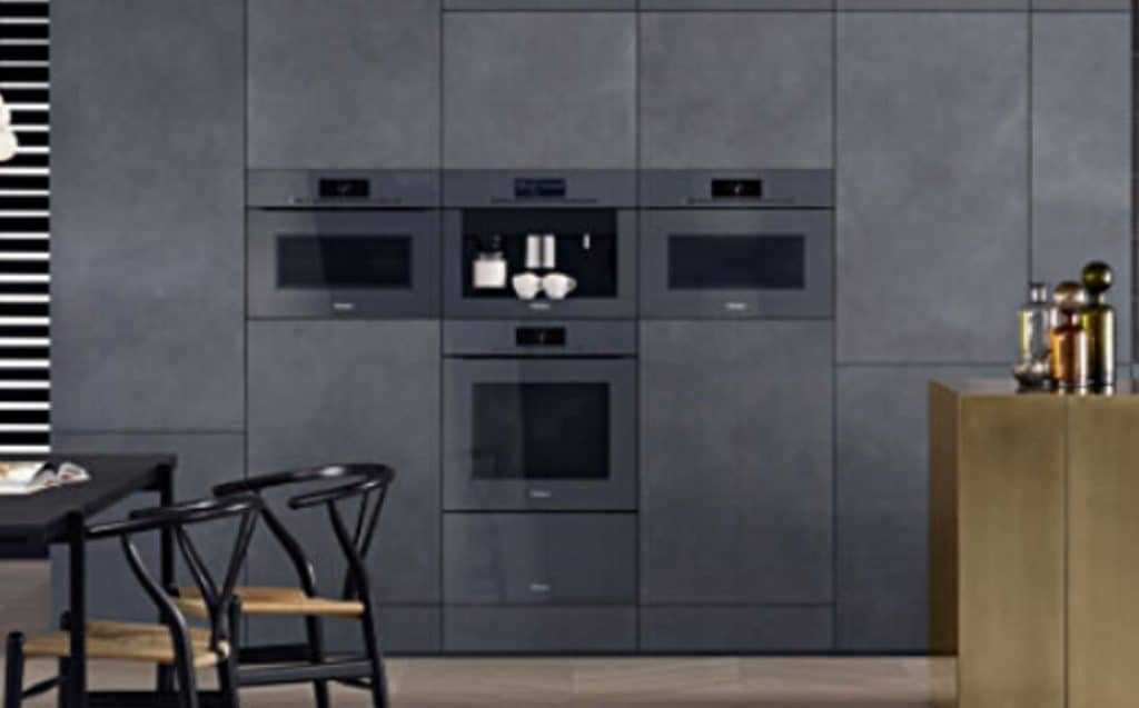What type of steam oven to buy - Miele Artline Range