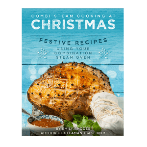 Christmas steam oven recipes cookbook